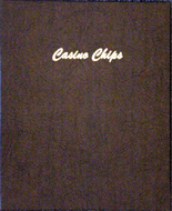 Dansco Album #7007- Casino Chips -Plain