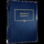 Whitman Album #079482644X- Statehood Quarters with Territories 1999-2009- Date Set