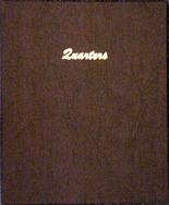 Dansco Album #7137 - Quarters - Plain