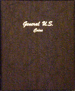 Dansco Album #7080 - General U.S. Coins - Plain
