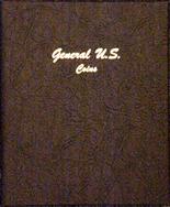 Dansco Album #7080 - General U.S. Coins - Plain