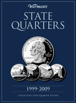 Warmans Folder: State Quarters 1999-2009