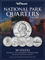 Warmans Folder: National Park Quarters 2010-2021-Deluxe