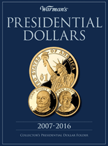 Warmans Folder: Presidential Dollars 2007-2016