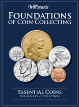 Warmans Folder: Foundations of Coin Collecting -Essential Coins for Any Coin Collectors