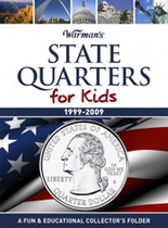 Warmans Folder: State Quarters for Kids 1999-2009