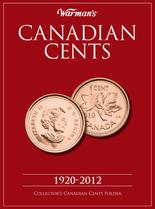 Warmans Folder: Canadian Cents 1920-2012