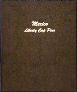 Dansco Album Mexico Liberty Cap Peso 1898-1909
