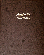 Dansco Album Australia Two Dollar