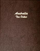 Dansco Album Australia Two Dollar