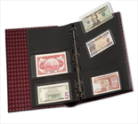 Lighthouse 3 Pocket Currency Albums