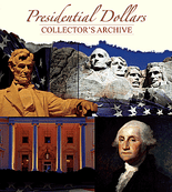 Whitman Presidential Dollar Collectors Archive