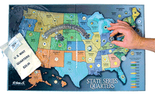 HE Harris Statehood Quarters Map
