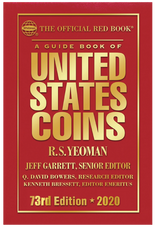 2020 Red Book Price Guide of United States Coins -Hardcover