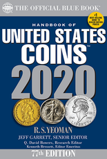 2020 Blue Book, Handbook of United States Coins- Paperback