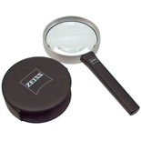 Zeiss 3X VisuLook Classic Aspheric Hand Magnifier: 12D-AR Coating
