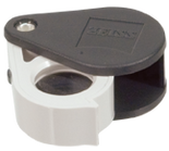 Zeiss Aplanatic-Achromatic Pocket Loupe: 40D (10X)