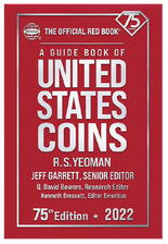 2022 Red Book Price Guide of United States Coins -Hardcover