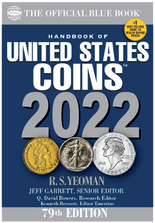 2022 Blue Book, Handbook of United States Coins- Paperback