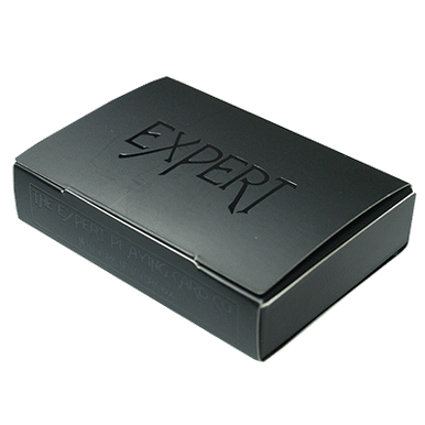 Packet Jacket 2.0 by Expert Playing Card Company - Black