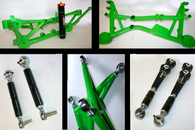 Mitsubishi Lancer Evolution EVO Complete Suspension Conversion Bundle