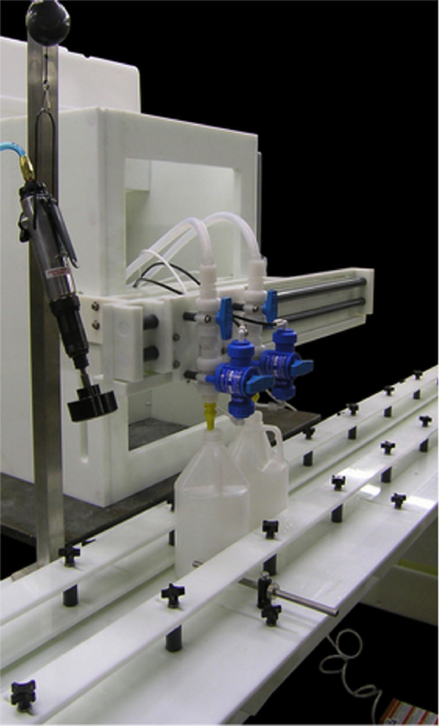 Liquid filling machines from E-PAK Machinery