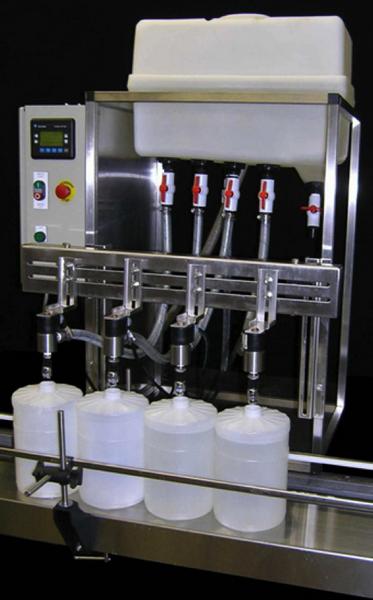 Liquid Filling Machine from E-PAK