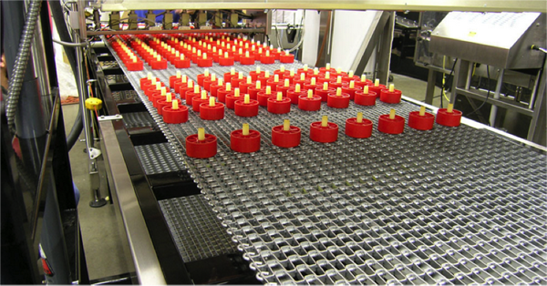 Molten Cooling Conveyer maximizing production efficiency