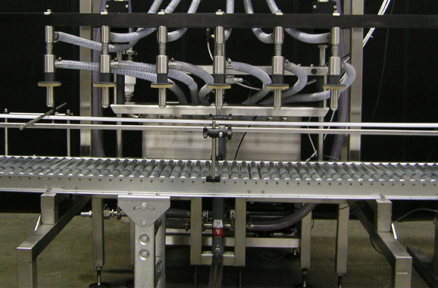What Parts Are Needed For Bottling Line Conveyors And