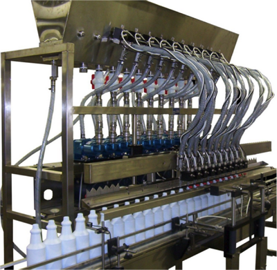 Pump Filler Machines