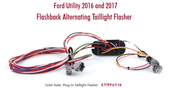 SoundOff Taillight flasher 2016+ Utilty  Plug & Play