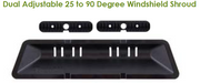 DUAL mpower™ Fascia light Window Shroud Kit