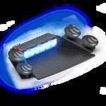 Feniex Fusion-S 1X Dash