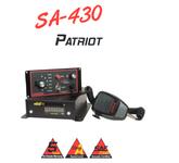 Carson SA-430 Patriot 100/200 w Remote SIREN