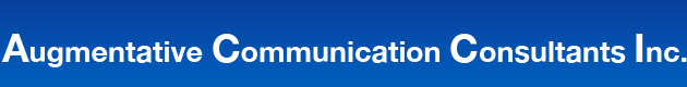 Augmentative Communication Consultants, Inc.