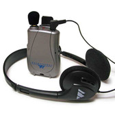 Williams Sound Pocketalker Ultra Sound Amplifier with accessory