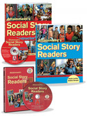 Social Story Readers Book & Software