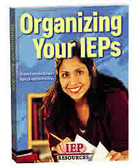 Organizing Your IEPs