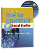 Read for Content:  Social Studies
