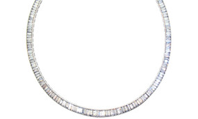 Graduated Diamond Necklace (£11,500.00)