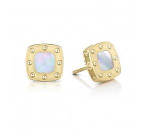 Roberto Coin 'Pois Moi' 18ct Gold Earrings (£675.00)