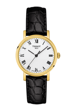 Tissot Everytime Small Ladies Watch (Brown/PVD)