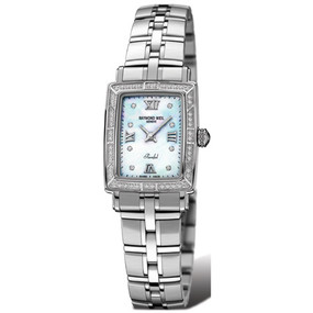 Raymond Weil Parisfal (diamond set) Ladies Watch