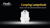 Fenix Camping Light Shade