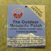Best Glide - Outdoor Mosquito Patch