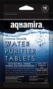 Aquamira - Water Purifier Tablets 12 Pack