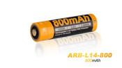 Fenix ARB-L14 14500 800mAh Li-Ion Battery