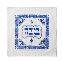 Ancient Tile Matza Cover