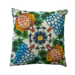 Cushion- Delft Pomegranate Pattern