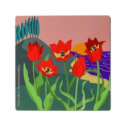 Trivet- Tulip Sharonensis